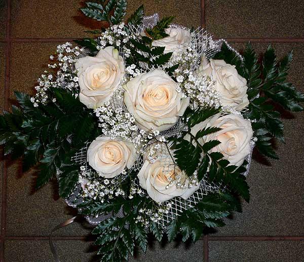 Букет роз для любимой девушки