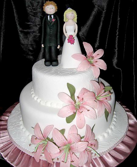 Цветы и свадебный торт блог флориста