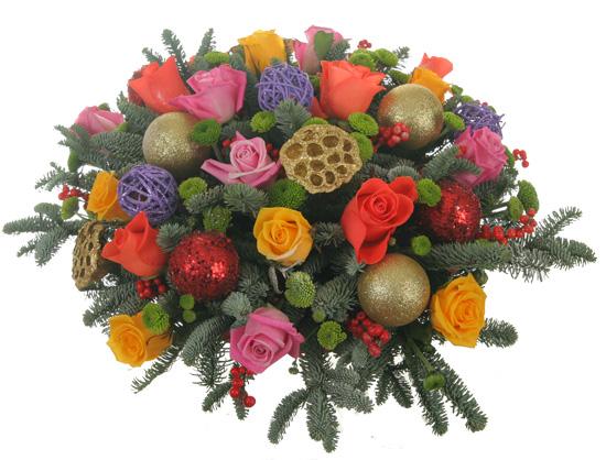 Елка букеты на новый год история, доставка цветов круглосуточно саратов