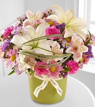 Картинки летний букет цветов