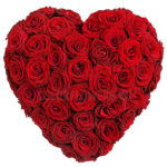 Рекомендаци по созданию сердца из роз